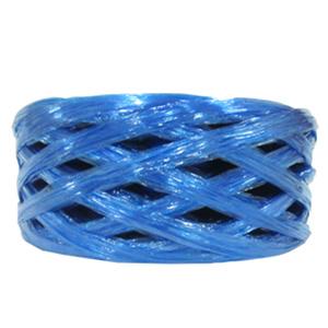 เชือกฟาง เชือกโยงทุเรียน เชือกฟางRTP เชือกฟางสีน้ำเงินขนาดกลาง