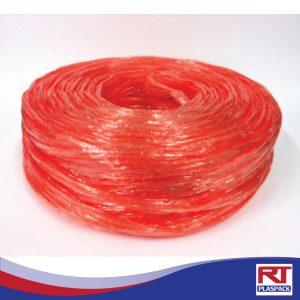 เชือกฟางขนาดใหญ่สีแดง RTP0024