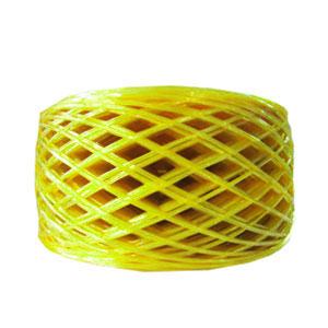 เชือกฟางเส้นลวดสีเหลือง