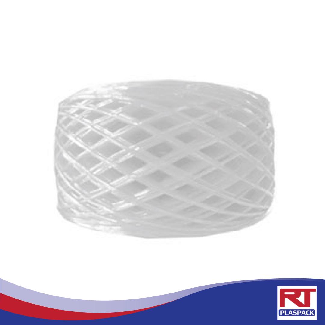 เชือกฟางลวดสีขาว RTP 0039