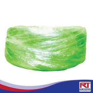 เชือกร้อยมาลัยสีเขียว RTP0025 เชือกร้อยมาลัย