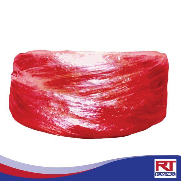 เชือกร้อยมาลัยสีแดง RTP0028 เชือกร้อยมาลัย