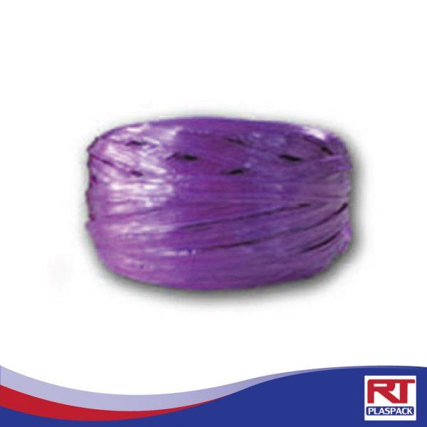 เชือกโยงทุเรียนสีม่วง RTP0033 เชือกฟางโยงทุเรียน