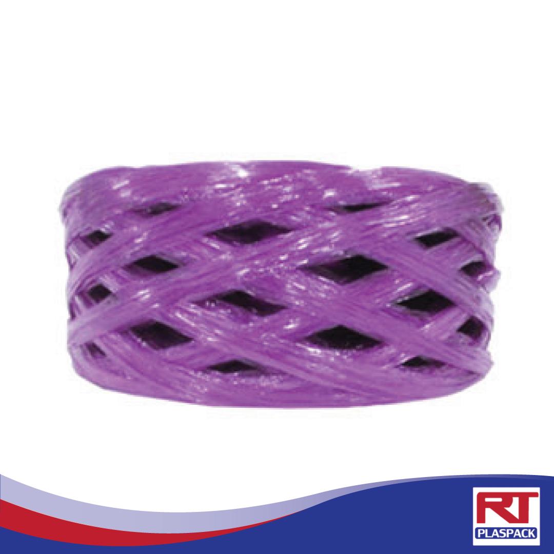 เชือกฟางขนาดกลางสีม่วง-rtp-0013-เชือกฟางพร้อมส่ง