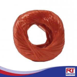เชือกฟาง มินิ (ไม่มีเกลียว)สีแดง2
