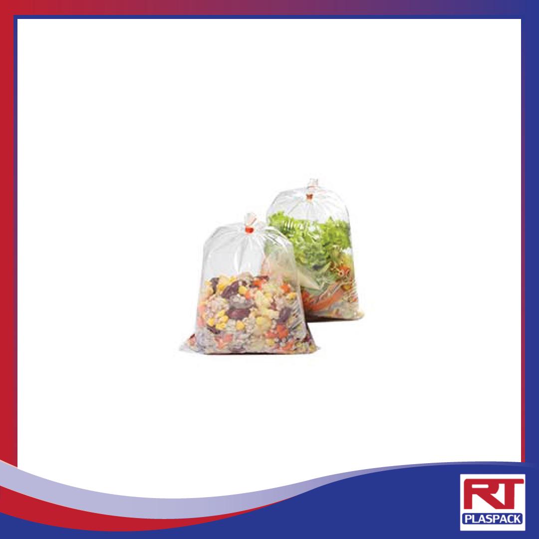 ถุงพลาสติกใส ปากตรง ถุงพลาสติก มีหูหิ้ว ถุงพลาสติก ถุงแกง ถุงตราปู