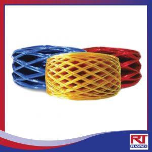 เชือกฟางเส้นลวด บริษัท RTP เชือกฟาง เชือกโยงทุเรียน เชือกฟางRTP เชือกฟางคละสี เชือกฟางลวด