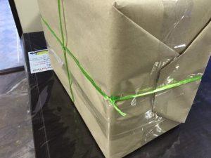 วิธีใช้เชือกฟางมัดกล่องพัศดุ ป้องกับการหลุดของสิ่งของ